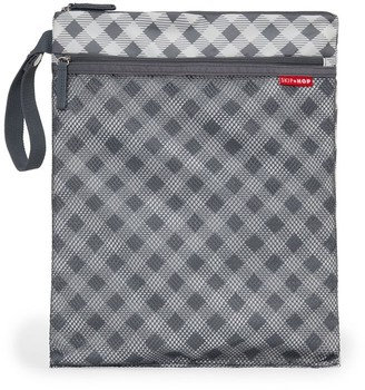 Skip Hop Grab & Go Wet / Dry Bag - Gingham