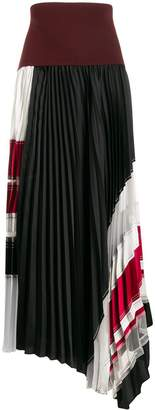 3.1 Phillip Lim asymmetric pleated skirt