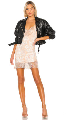 h:ours Janisa Embellished Mini Dress