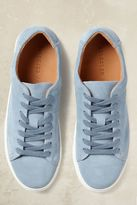 Selected Lexi Suede Trainers