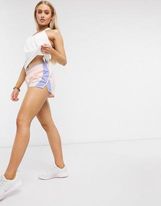 Nike Running 10K shorts in pink
