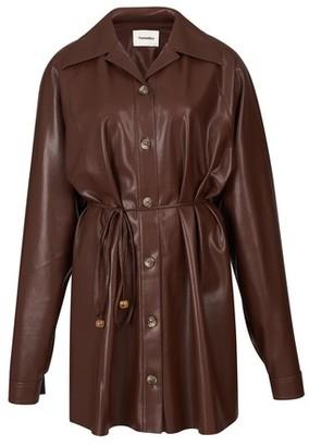 Nanushka Joy dress in vegan leather