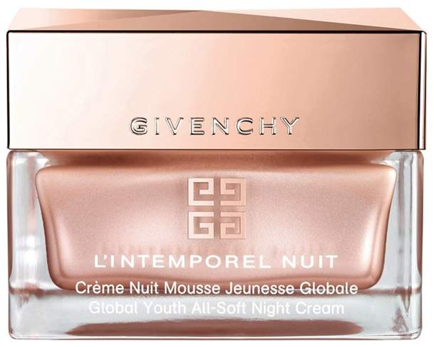 GIVENCHY - 'L'intemporel' Global Youth All-Soft Night Cream 50Ml