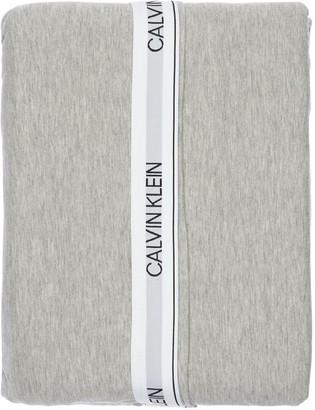 Calvin Klein Classic Logo King Size Duvet Cover