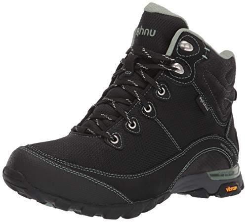 Teva Sugarpine Ii Waterproof Boot Ripstop - Black/Green Bay - 8