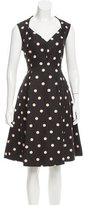 Kate Spade Polka Dot A-Line Dress w/ Tags