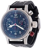 Hanhart 'Pioneer TachyTele' analog watch