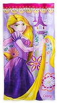 Disney Store Rapunzel Beach Towel 2016 Edition