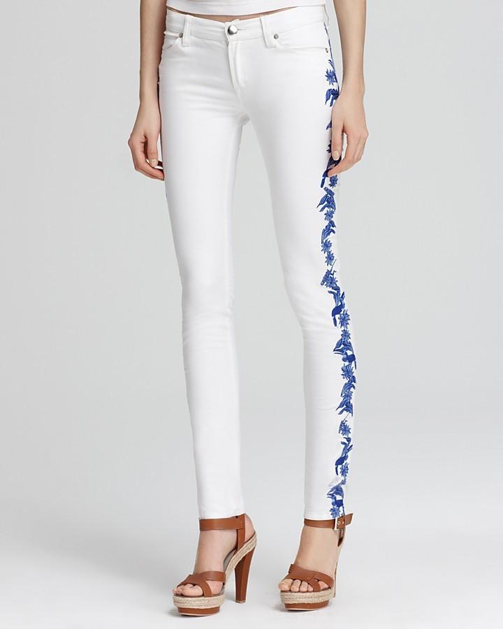 Rebecca Minkoff RM Skinny Jean in Indigo