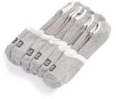 Sperry Cotton Blend No-Show Liner Socks (3-Pack)
