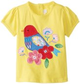 Jo-Jo JoJo Maman Bebe Birdie T Shirt (Baby) - Sunshine-12-18 Months