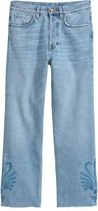 H&M Original Straight Jeans