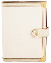 Louis Vuitton Suhali Small Ring Agenda Cover
