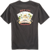 Tommy Bahama Men's Bet On a Shore Thing Graphic-Print T-Shirt