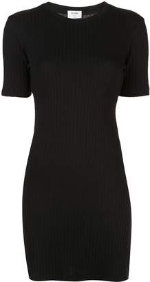 RE/DONE ribbed knit dress