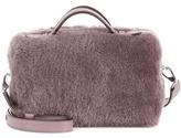 Tod's Gommino Micro fur shoulder bag