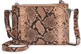 Reiss Arnott Mini Snake - Mini Cross-body Bag in Orange, Womens