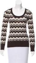 Tory Burch Wool Knitted Sweater