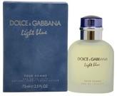 Dolce & Gabbana Men's Light Blue by Eau de Toilette Spray