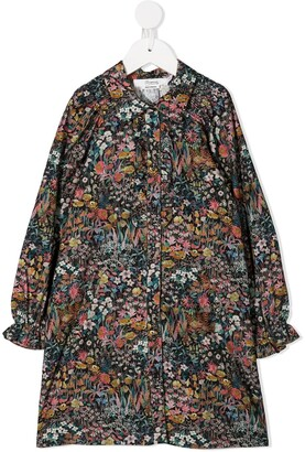 Bonpoint Floral Midi Dress