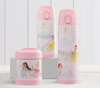 Pottery Barn Kids Mackenzie Disney Princess Castle Hot & Cold Container