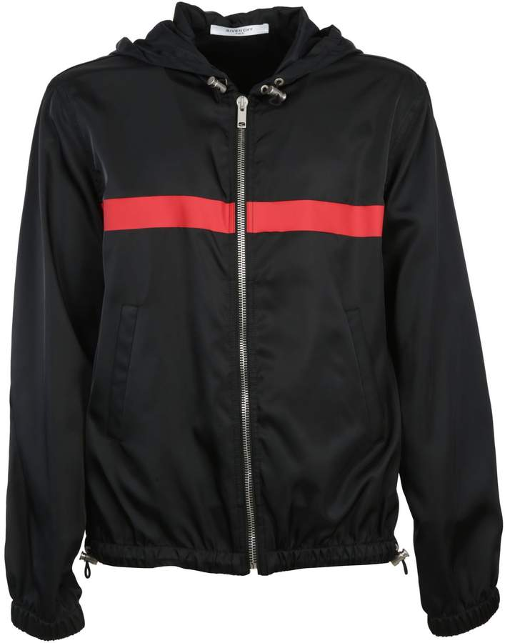 Givenchy Gv Motorcross Windbreaker
