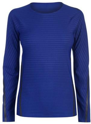 adidas TechFit Long Sleeve T Shirt Ladies