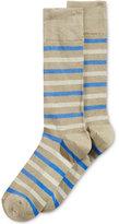 Perry Ellis Printed Dress Socks
