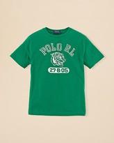 Ralph Lauren Boys' Tiger Graphic Tee - Sizes S-XL