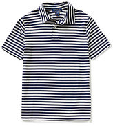 Ralph Lauren Little Boys 2T-7 Nautical Striped Short-Sleeve Polo Shirt