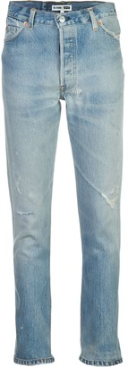 RE/DONE denim high-rise jeans
