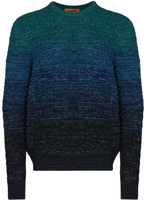 Missoni Ombre-Effect Jumper