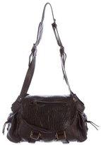 Jerome Dreyfuss Twee Leather Messenger Bag