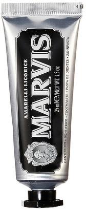 Marvis Travel Amarelli Licorice Mint