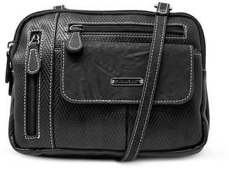 ST. JOHN'S BAY Zippy Crossbody Bag