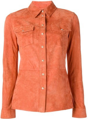 Desa 1972 Chest Pocket Fitted Shirt