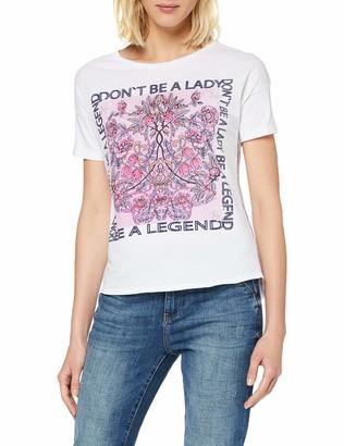 Rich & Royal rich&royal Women's 1912-460 T-Shirt