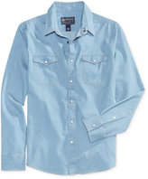 American Rag Men's Cotton Shirt, Only At Macy's