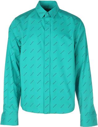 Balenciaga Fitted Shirt