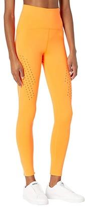 adidas by Stella McCartney Truepur Tights FU0750 (App Signal Orange) Women's Casual Pants