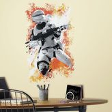 "Star Wars Star WarsTM ""Episode VII: The Force Awakens"" Flametrooper Peel and Stick Giant Wall Decal"