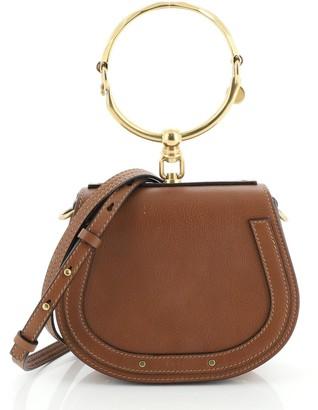 Chloé Nile Crossbody Bag Leather Small