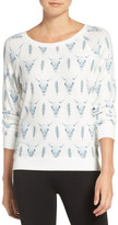 PJ Salvage Skulls & Feathers Sweatshirt