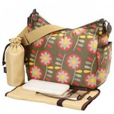 OiOi Retro Floral Hobo Diaper Bag by Oi Oi