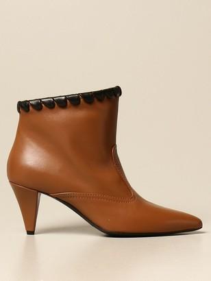 Maliparmi Flat Booties Women