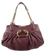 Derek Lam Leather Violet Bag