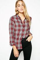 Jack Wills Highmoor Tartan Flannel Shirt