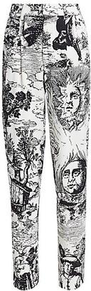 Libertine Modern Toile Printed Pants