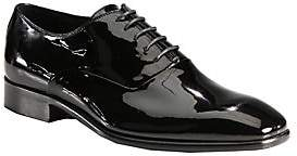 Saks Fifth Avenue Patent Leather Oxfords
