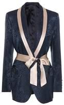Blazé Milano Exclusive to mytheresa.com – Silk jacquard blazer